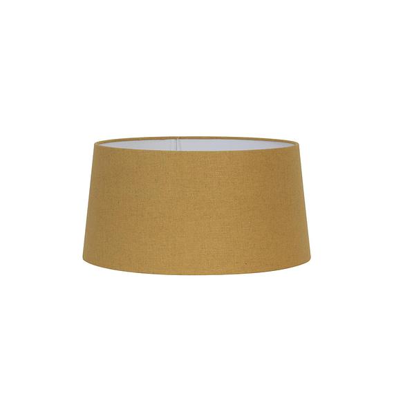 Light & Living Drum Lampenkap Livigno - Oker - 40-35-20 cm