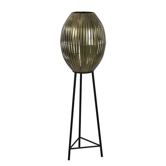 Vloerlamp Ø42x137 cm KYOMI antiek brons