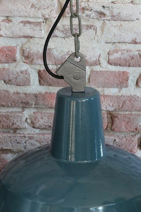 Blauwe hanglamp- 1000650