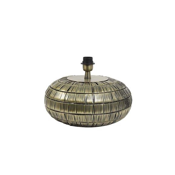 Lampvoet Ø35x21 cm KYMORI antiek brons